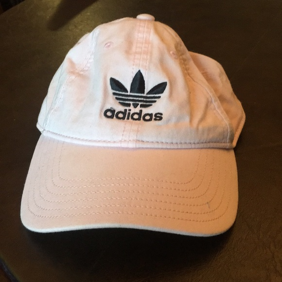 5f894cbf813 adidas Accessories - Adidas pink cap